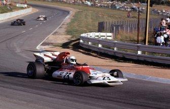 Howden Ganley, BRM, Emerson Fittipaldi, Lotus, Jean-Pierre Beltoise, BRM