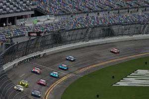 Start der GTD-Klasse beim WeatherTech 240 in Daytona