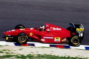 Gerhard Berger, Ferrari 412T1
