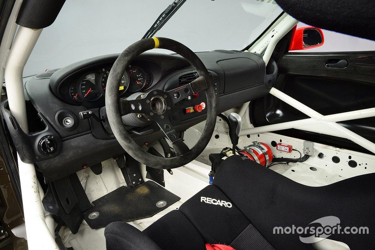 2000 Porsche 911 GT3 Cup