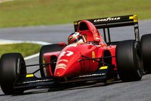 Жан Алези, Ferrari F92A