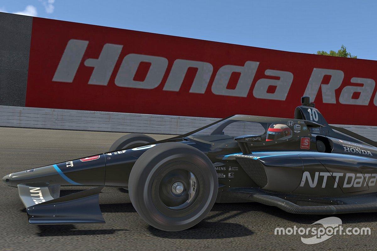 Felix Rosenqvist, Chip Ganassi Racing