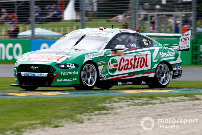 Рик Келли, Kelly Racing Ford