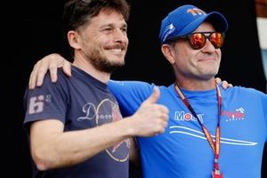 Giancarlo Fisichella, Borland Racing Developments, Rubens Barrichello, Team BRM