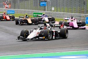 Christian Lundgaard, ART Grand Prix e Artem Markelov, BWT HWA Racelab