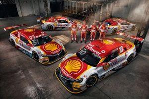 Equipe Shell na Stock Car