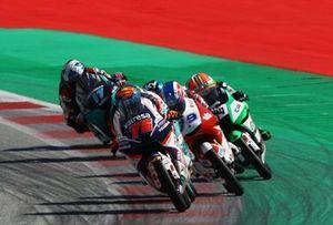 Albert Arenas, Aspar Team davanti a tutti, Ai Ogura, Honda Team Asia e Darryn Binder,