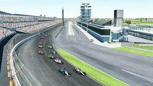 Sim Masters, Indianapolis Motor Speedway