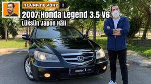Honda Legend 3.5 V6 | Ne Var Ne Yok