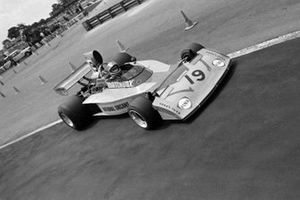 Dave Morgan, Surtees TS16/4-Ford, GP di Gran Bretagna del 1975