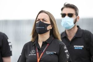 Claire Williams, Williams Racing