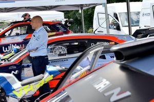 Andrea Adamo Director Hyundai Motorsport