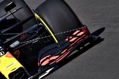 Red Bull Silverstone film çekimi
