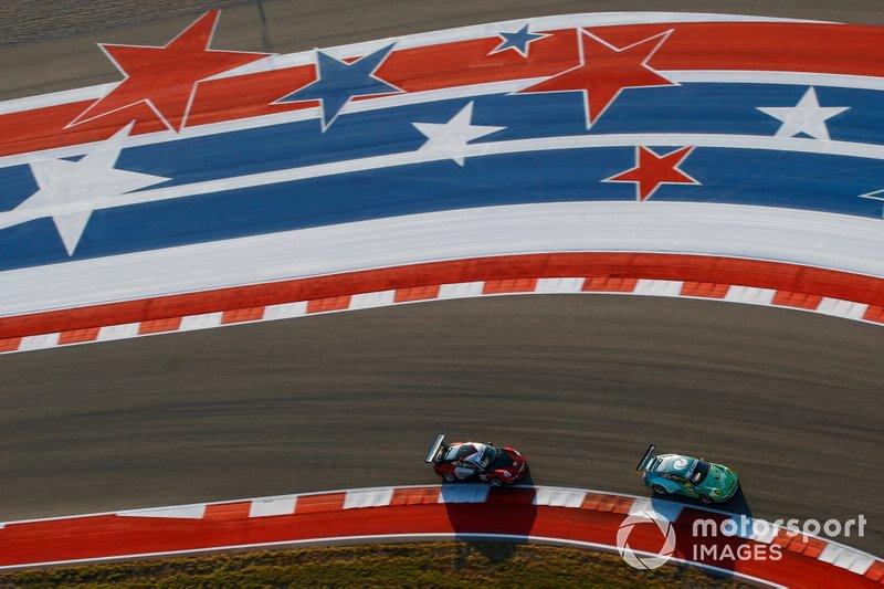 2016 IMSA GT3 Cup Challenge Austin - Stephen Tullman, Gold
