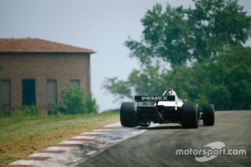 1981 - GP de San Marino