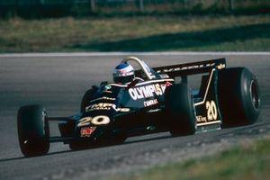 Keke Rosberg, Wolf-Cosworth