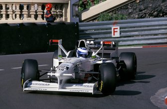 Mika Salo, Tyrrell 025 Ford