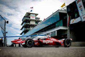 Spencer Pigot, Rahal Letterman Lanigan Racing w/ Citrone/Buhl Autosport Honda