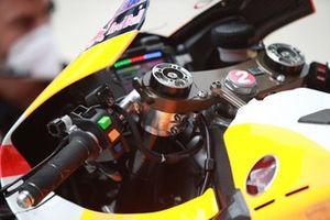 Bike of Stefan Bradl, Repsol Honda Team