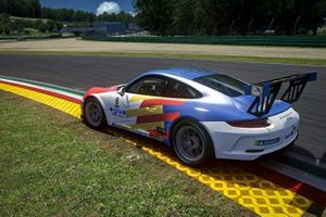Fumanelli, Porsche Esports Carrera Cup Italia Prologo 2020