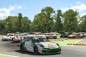Porsche 911 GT3 Cup, #22 Ayhancan Güven (TR), Porsche Mobil 1 Supercup Virtual Edition, Start race 1