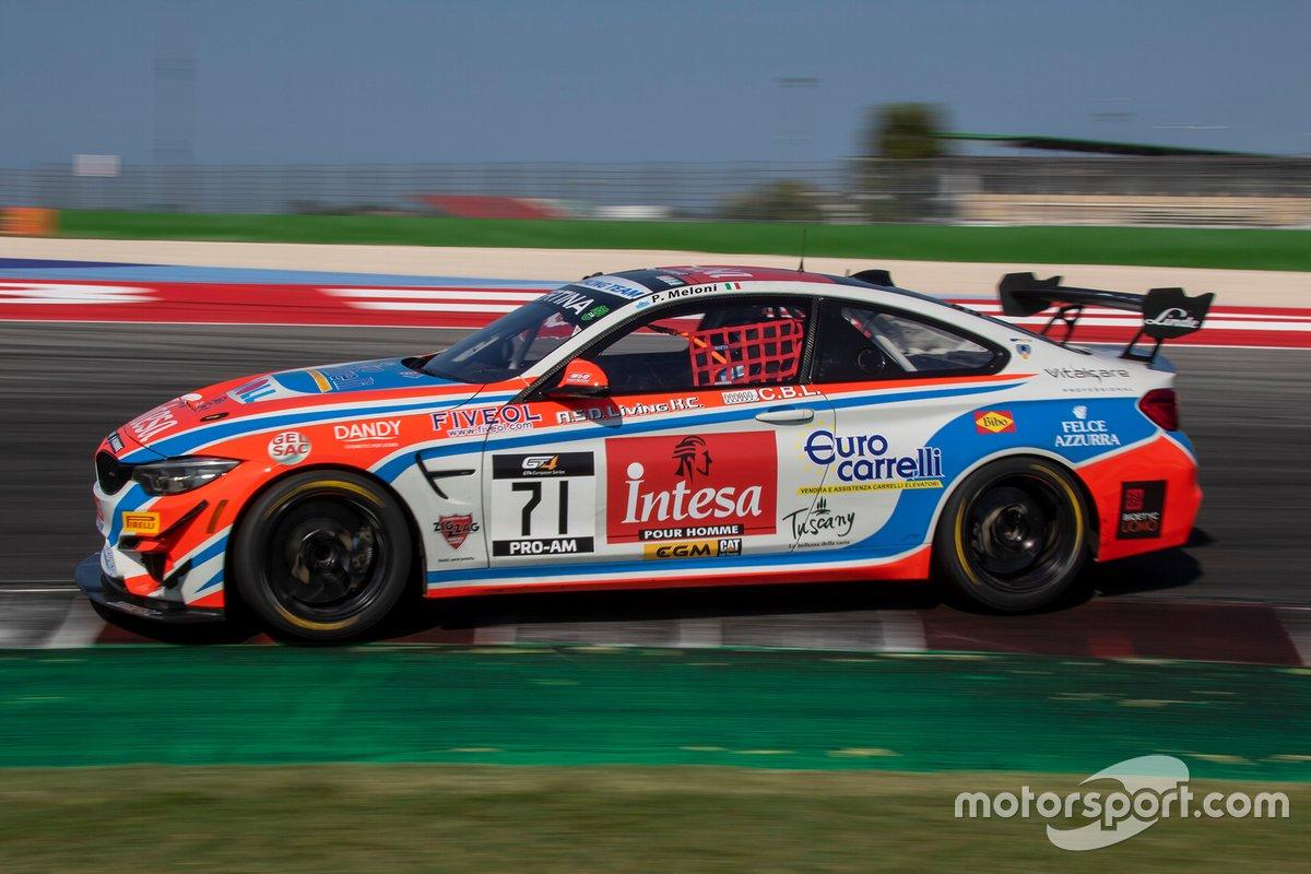 Paolo Meloni, Team W&D, BMW M4 GT4
