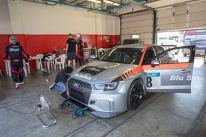 Piero Necchi, Edoardo Necchi, Tecniengines, Audi RS 3 LMS TCR