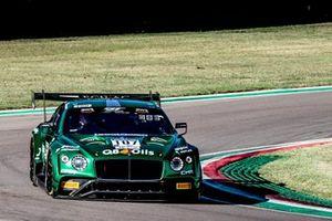 #107 CMR Bentley Continental GT3: Pierre Alexandre Jean, Seb Morris, Petru Razvan Umbrarescu