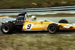 Denny Hulme, McLaren M19A, GP del Canada del 1971