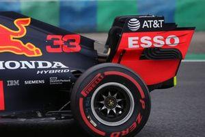 Торцевая пластина заднего антикрыла Red Bull Racing RB16