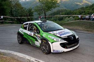 Riccardo Pederzani, Edoardo Brovelli, Peugeot 208 R2