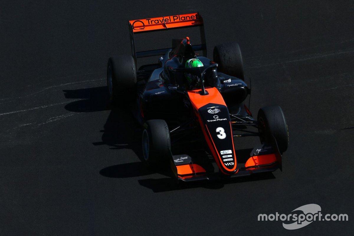 Chovet Pierre-Louis, Van Amersfoort Racing