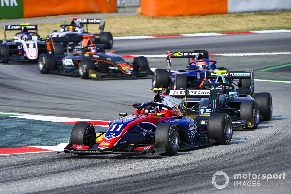 David Beckman, Trident Motorsport, Jake Hughes, Hwa Racelab