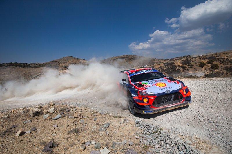 Даниэль Сордо и Карлос дель Баррио, Hyundai i20 Coupe WRC