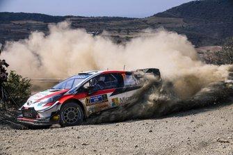 Себастьен Ожье и Жюльен Инграссиа, Toyota Gazoo Racing WRT Toyota Yaris WRC