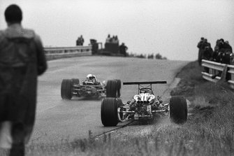 Jackie Ickx, Ferrari 312