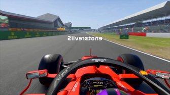 Silverstone en posición inversa en F1 2019