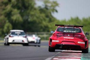 Bálint Hatvani, Team Unicorse, Alfa Romeo Giulietta TCR