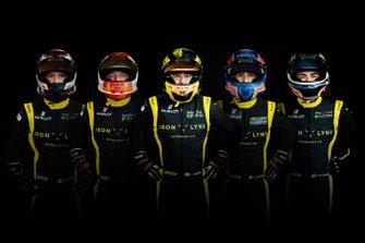 Claudio Schiavoni, Sergio Pianezzola, Andrea Piccini, Iron Lynx, Ferrari 488 GTE
