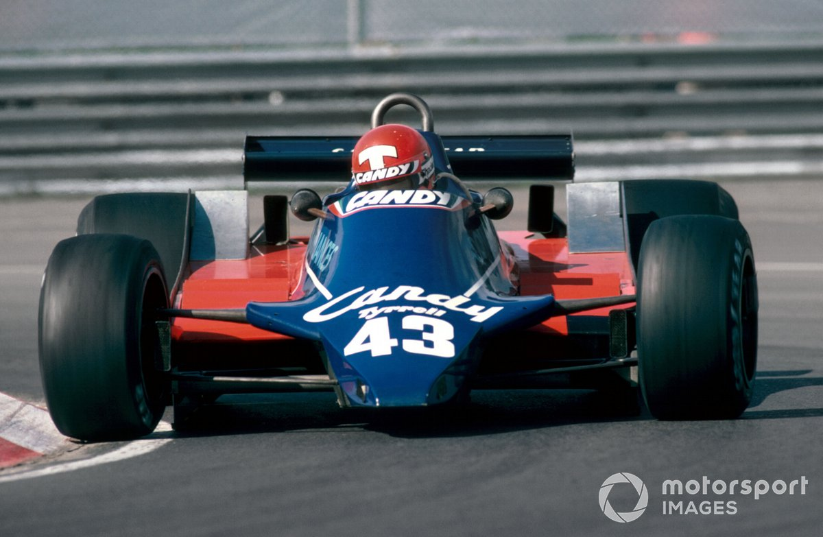 1980 - Mike Thackwell