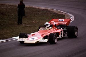 Tony Trimmer, Lotus 72 Ford