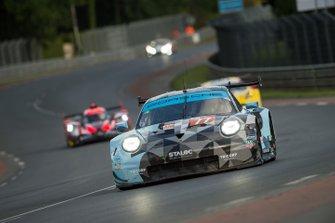 #77 Dempsey-Proton Competition Porsche 911 RSR: Christian Ried, Julien Andlauer, Matt Campbell