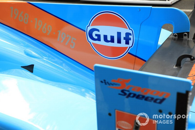 Lihat galeri livery DragonSpeed-Gulf: