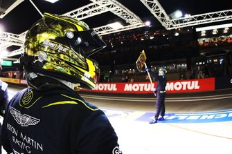#90 TF Sport Aston Martin Vantage: Salih Yoluc