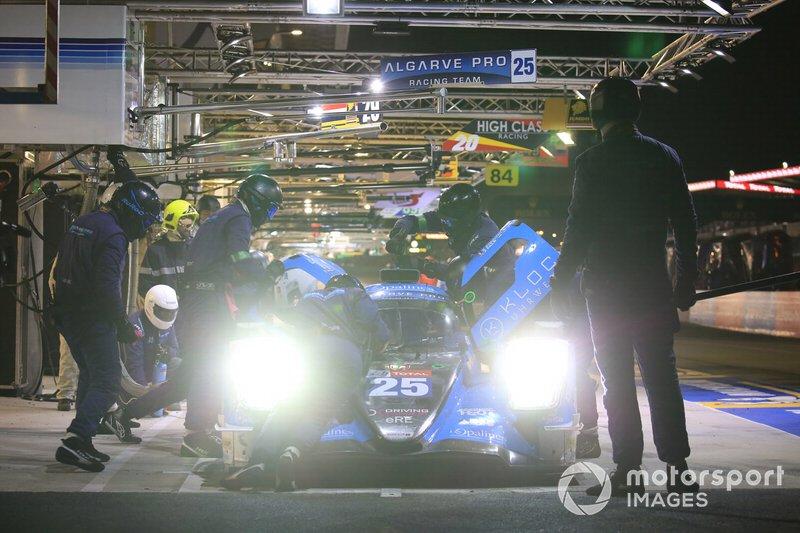 #25 Algarve Pro Racing Ligier JSP217 Gibson: David Zollinger