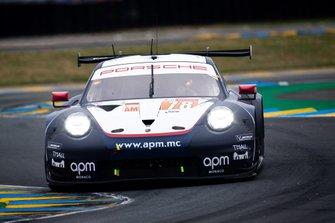 #78 Proton Competition, Porsche 911 RSR: Vincent Abril, Philippe Prette, Louis Prette