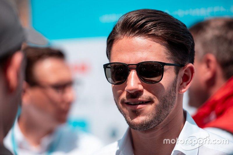Daniel Abt, Audi Sport ABT Schaeffler, parla con la stampa