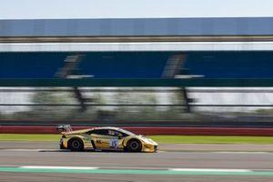 #15 Boutsen Ginion Lamborghini Huracan GT3 2019: Claude-Yves Gosselin, Pierre Feligioni, Renaud Kuppens