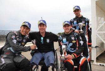 Takuma Aoki, Snoussi Ben Moussa, Nigel Bailly, Frédéric Sausset