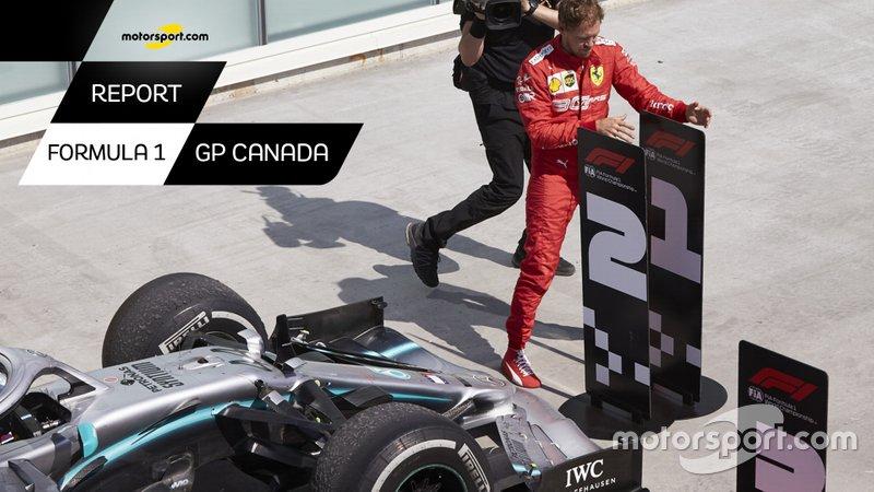 Copertina report GP del Canada